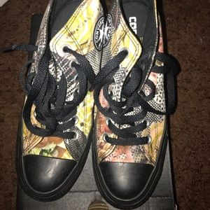 Wedge converse! Only worn 3 times