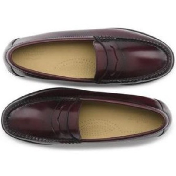 0ee5231b271 Bass Shoes - BASS~Original Weejuns~DIANA~Penny Loafer Burgundy