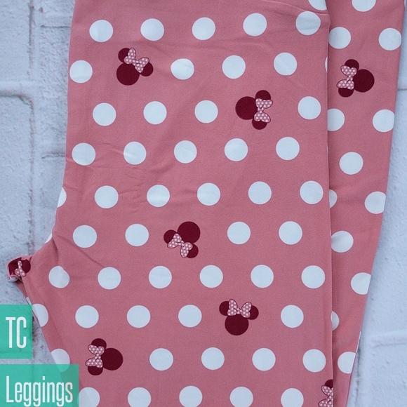 9da5642a1f8dc LuLaRoe Pants   Pending Sale Tc Disney Leggings   Poshmark
