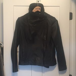 EMU Australia Leather Jacket - Small