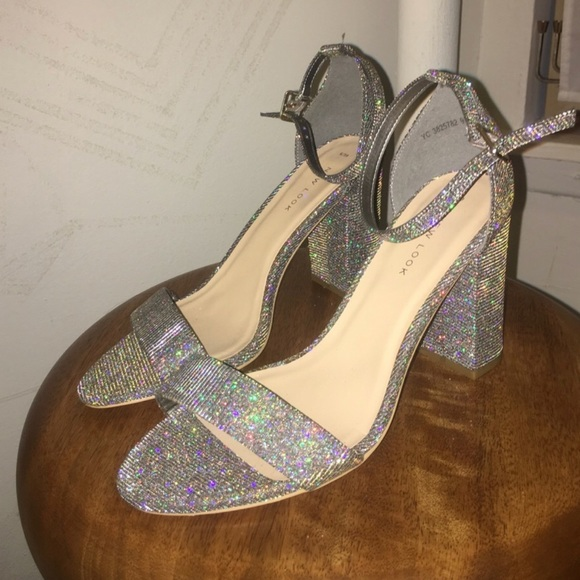 ASOS Shoes | New New Look Glitter