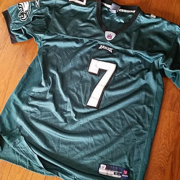 best authentic 49c2c 11fb1 Philadelphia Eagles jersey number 7 Vick