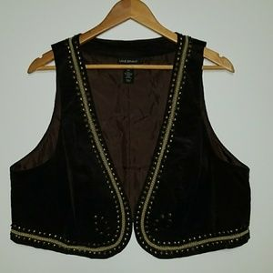 LANE BRYANT CROPPED VEST (22)