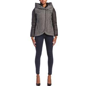 Soia & Kyo Zafina Down & Wool-Blend Jacket