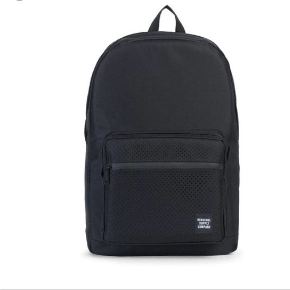 e396d73536 Herschel Supply Pop Quiz Aspect Black 22L Backpack