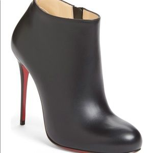 8aaed6566b1f Christian Louboutin Shoes - Christian Louboutin BELLISSIMA booties size 39
