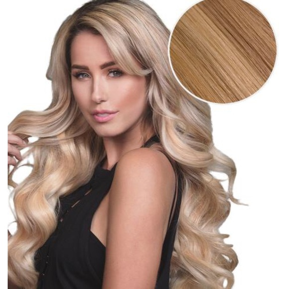 Bellami Other 160g Hair Extensions In Honey Blonde Poshmark