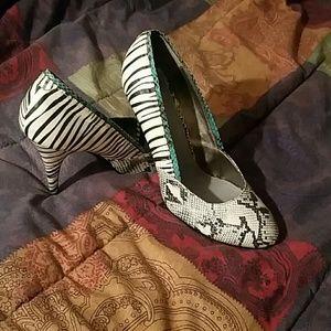 Pink & Pepper heels