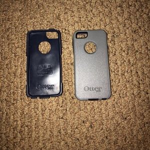 OtterBox Accessories - Otter box case with extra interchangeable piece.