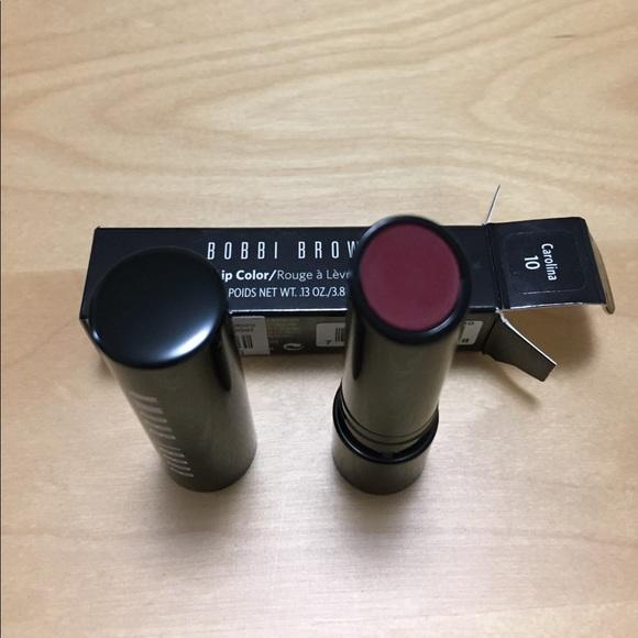 3c17750a00 Bobbi Brown Sheer Lip Color in Carolina (10)