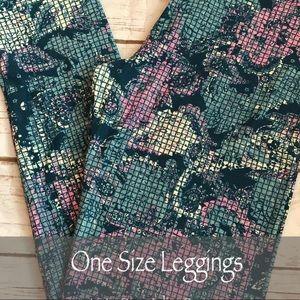 New One Size Lularoe Leggings 🦄