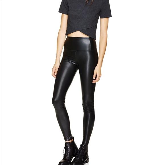 8a7eb5d54b47c Aritzia Pants | Wilfred Free Daria Faux Leather Leggings S | Poshmark