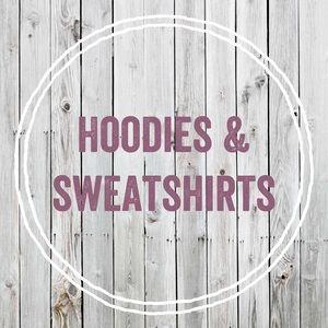 Tops - Hoodies & sweatshirts!