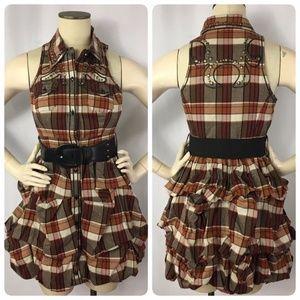 Twelve by Twelve Los Angeles Cute Dress Small
