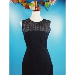 Roland Mouret Banana Republic Fitted Dress 12