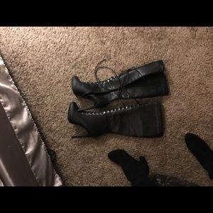 Shoes - Platform Boots