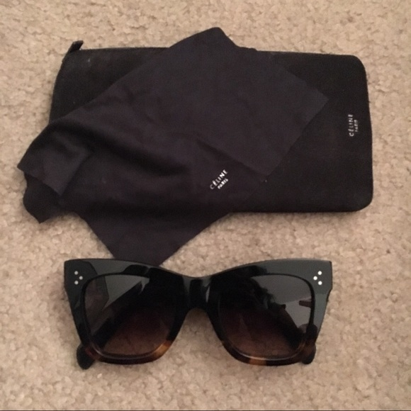 17b03a6622 Celine Accessories - Authentic Celine Catherine sunglasses 41090 s