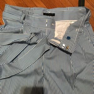 Banana Republic Pants - Stripe pants
