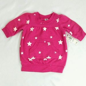 Old Navy Infant Girl Star Sweater
