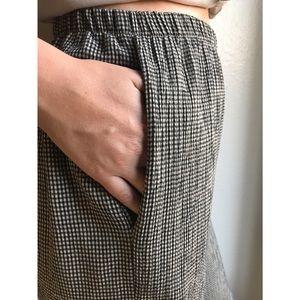 Vintage✨high-waist lounge pant/trouser
