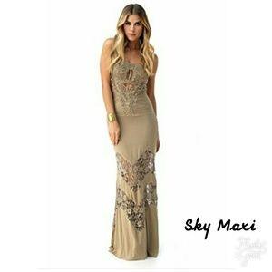 Sky Dresses - 🍂🍁Sky maxi dress🍁🍂
