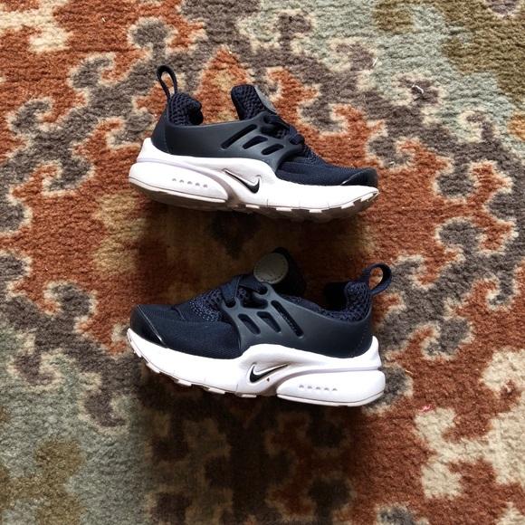 le scarpe nike bambino blu navy prestos poshmark