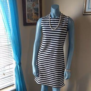 TH Nautical Striped Dress