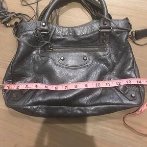Balenciaga Bags - Authentic Balenciaga like new!!