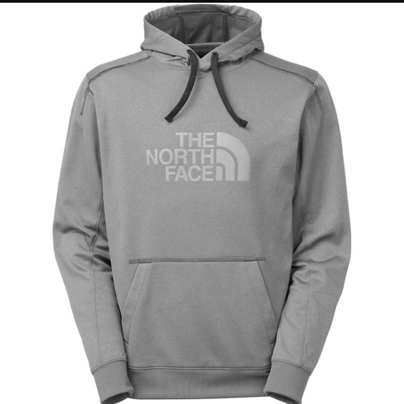 adfc26c3d North Face Men's Ampere Hoodie Gray NWT