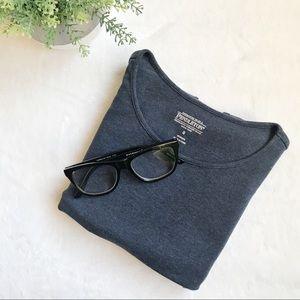 Pendleton Blue Long Sleeve Tee Shirt