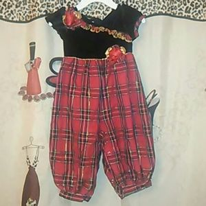 Vintage Bonnie Baby jumpsuit
