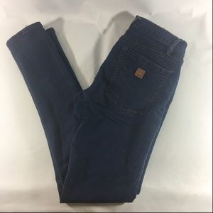 Roxy Juniors Jeans Size 9 29 skinny Leg