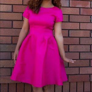 Pink shabby Apple dress (FIRM)