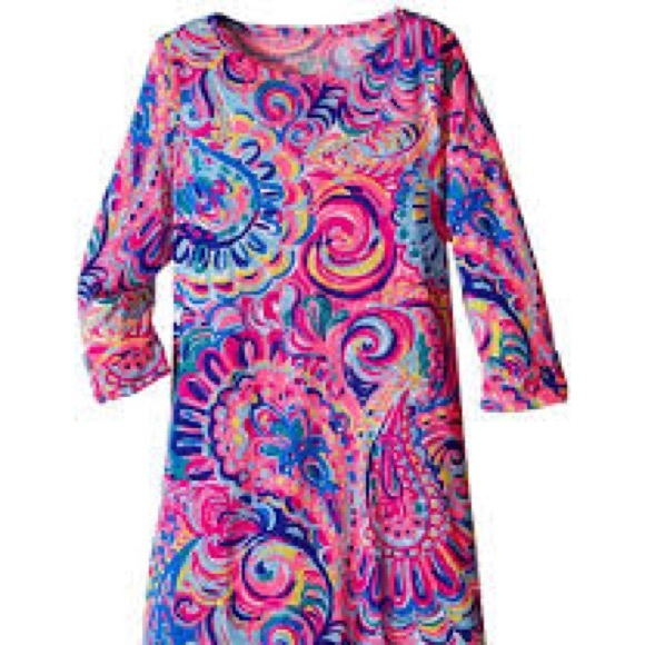 a7f8b3f888bac0 Lilly Pulitzer Other - NWOT Lilly Pulitzer Psychedelic Sunshine Edna XL