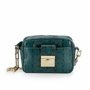 $100 OFF THIS WKND ONLY!! Versace Crossbody Bag