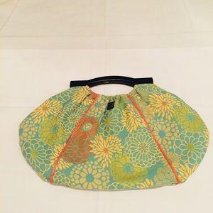 1154 Lill Studio Handbag Reversible Clutch Purse
