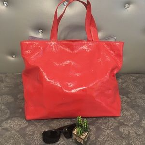 Like new HOBO original soft tumbled leather tote