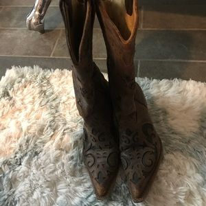Corral Size 7 Boots