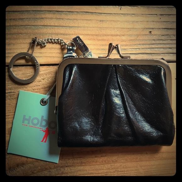 8ed6554b23c1 Hobo Peg Leather Wallet