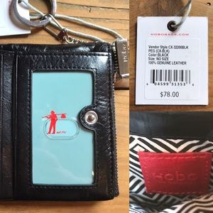 039dde945eda HOBO Bags - Hobo Peg Leather Wallet