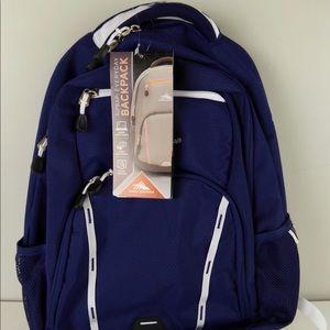High Sierra Backpack 38L w/ Pad Laptop Sleeve NWT