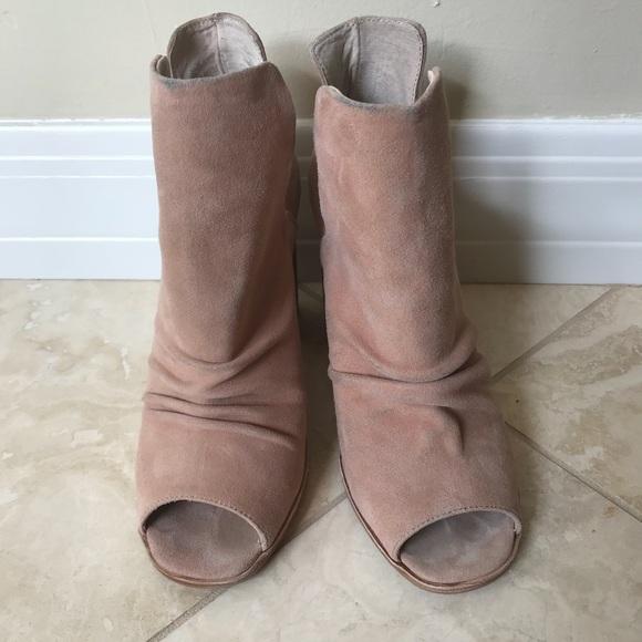 Kristin Cavallari Lash Peep Toe Bootie