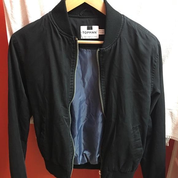 9b1682ebe Topman bomber jacket