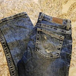 BKE Straight leg Jeans