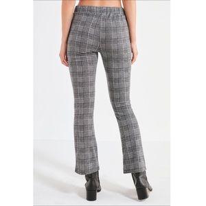 5e846925eedb Urban Outfitters Pants - UO Plaid Kick Flare Pant