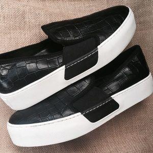 1.State Waylan Slip-On Platform Sneaker 0fucH