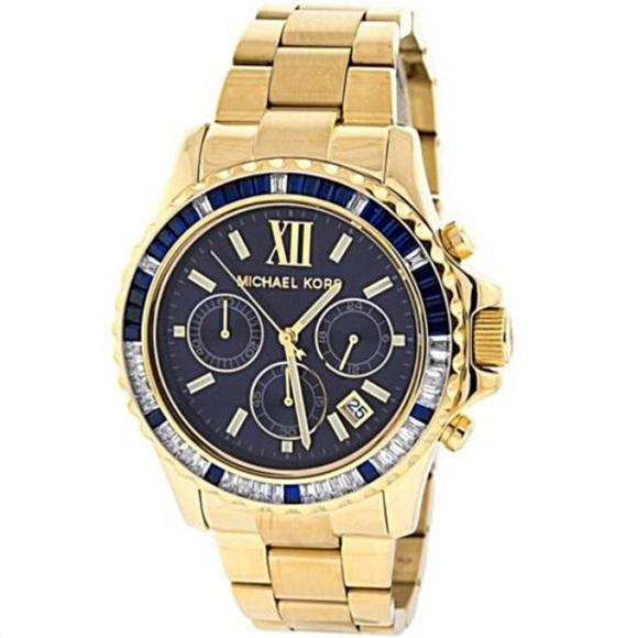 345b700e7547 Michael Kors MK5754 Everest Chronograph Watch. M 59f8cc6f713fdea4ff01d1b1