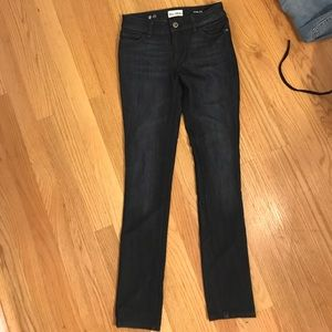 Never worn dl1961 skinny jeans mid rise