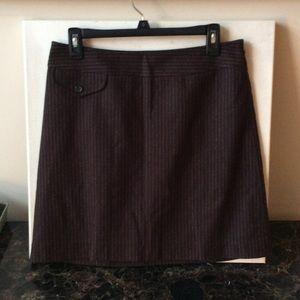 Banana Republic Wool Mini Skirt ✨