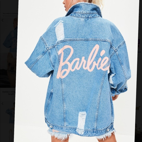 59e14d0690 M 59f8dff4c6c7957ca60226aa. Other Jackets   Coats you may like. Oversized  Embroidered Patch Denim Jacket. Oversized Embroidered Patch Denim Jacket